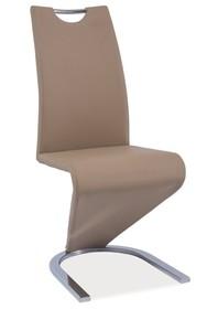 Niebanalne krzesło H-090 przypadnie do gustu nawet najbardziej wymagającym klientom poszukującym oryginalnych i gustownych mebli. Jest to bardzo nietypowy...
