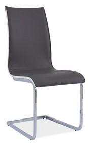 Delikatność, piękno, klasa! Krzesło H-133 jest przykładem doskonałego połączenia nowoczesnego design z ponadczasową klasyką. Jest to mebel, który...