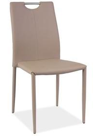 Krzesło H-322 - ciemny beż