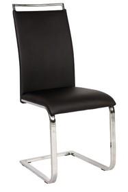 Krzesło H-334 - czarny