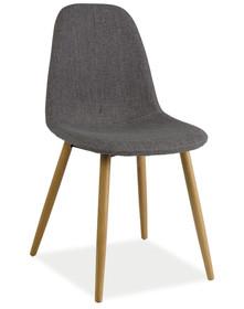 Rubi to krzesło o prostej stylistyce, która znakomicie sprawdzi się w najróżniejszych aranżacjach. Będzie doskonałym rozwiązaniem do każdej jadalni,...