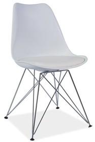 Krzesło TIM - biały