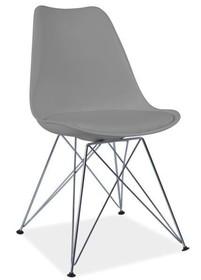 Nowoczesność i styl!  Krzesło Tim spodoba się wszystkim miłośnikom współczesnego, niebanalnego designu. Mebel ten przyciąga spojrzenia swoją...