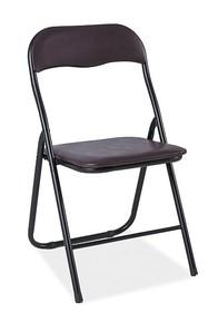 Krzesło TIPO - brązowy