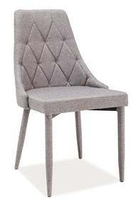 Krzesło TRIX - szary
