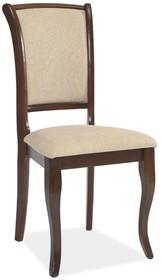Krzesło MN-SC - ciemny orzech T01