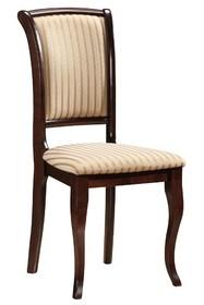 Krzesło MN-SC - ciemny orzech T19