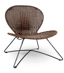 Fotel świetnie skomponuje się z stolikiem kawowym TROY  Wymiary:  -Wysokość: 80 cm -Szerokość: 74 cm -Głębokość: 71 cm  Materiał:  - stal...