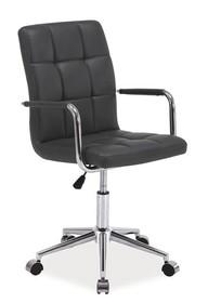 Fotel obrotowy Q-022 - szary