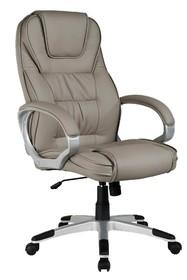 Fotel biurowy Q-031 - szary