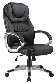 Fotel biurowy Q-031 - czarny