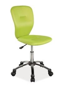 Fotel biurowy Q-037 - zielony