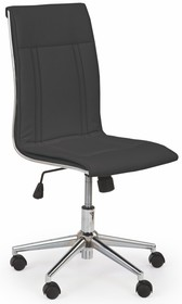 Elegancja i nowoczesność! Niezwykle stylowy fotel obrotowy PORTO jest doskonałym rozwiązaniem do wnętrz klasycznych, ale również nowoczesnych. Mebel...