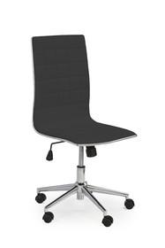 Fotel biurowy TIROL - czarny