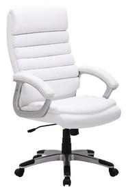 Fotel obrotowy Q-087 - biały