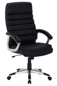 Fotel obrotowy Q-087 - czarny