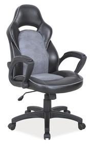 Elegancja i klasa! Q-115 to bardzo wygodny fotel obrotowy wykonany z najwyższa dbałością. Odpowiedni projekt i wykonanie zapewnia najwyższy komfort...