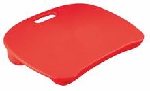 Wymiary:  - szerokość: 43 cm - głębokość: 33 cm - wysokość: 5 cm  Materiał:  - tworzywo - tkanina  Dostępne wersje kolorystyczne:  -...