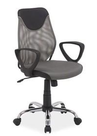 Elegancja i klasa Fotel obrotowy Q-146 to wygodny i bardzo funkcjonalny mebel, który spodoba się klientom ceniącym proste rozwiązania. Dostępny jest w...