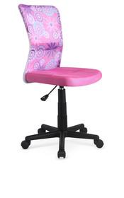 Fotel młodzieżowy DINGO - różowy