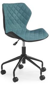 Fotel MATRIX - turkusowy