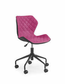Fotel MATRIX - różowy