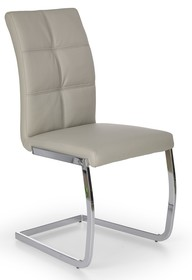 K-228 to praktyczne krzesło na płozach. Prosta i gustowna stylistyka znakomicie sprawdzi się w wielu najróżniejszych wnętrzach. Może być doskonałym...