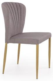 Krzesło K-235 cechuje się prostą stylistyką, która będzie pasować właściwie wszędzie. Doskonale będzie się ten mebel prezentował we wnętrzach...