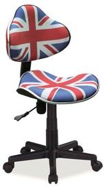 Elegancja i klasa! Bardzo prosty i funkcjonalny fotel obrotowy Q-G2 będzie doskonałym rozwiązaniem zarówno do praktycznego biura, jak również do domu...