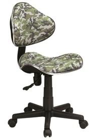 Fotel obrotowy Q-G2 wzór - moro