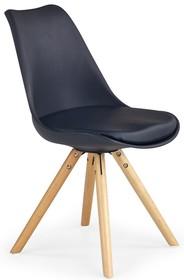 Krzesło K201 - czarny