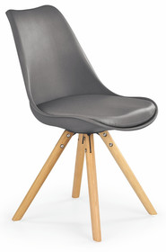 Krzesło K-201 to wyjątkowy mebel, który spodoba się nawet bardzo wymagającym osobom. Sprawdzi się w bardzo wielu różnorodnych wnętrzach. Krzesło to...