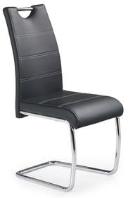 Krzesło K-211 to bardzo praktyczny mebel, który sprawdzi się w wielu wnętrzach. Będzie doskonałym rozwiązaniem do każdej kuchni, stylowej jadalni, a...