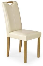 CARO Krzesło kremowy