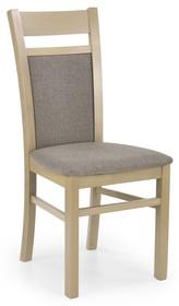 Krzesło GERARD 2 - dąb sonoma/tap.
