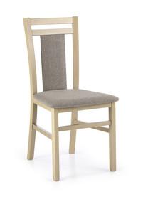 Krzesło HUBERT 8 - dąb sonoma/szary