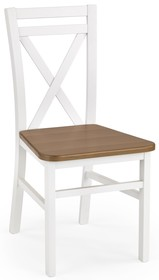 Krzesło DARIUSZ 2 - biały/olcha