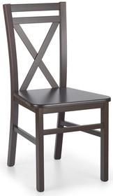 Krzesło DARIUSZ 2 - ciemny orzech