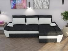 Narożnik MARIO  Narożnik MARIO to kompozycja wysokiej jakości materiałów oraz zaskakująco niskiej ceny. Narożnik wykonany jest z wysokiej jakości...