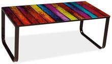 Jak przykuć uwagę gości? Warto postawić na ciekawy i mocny kolorystycznie akcent! Ława TAXI II to mebel stworzony dla osób ceniących meble oryginalne,...