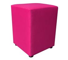 Nowoczesna pufa CARLOS 36x36x44  Nowoczesna pufa CARLOS wykonana jest z wysokiej jakości tkaniny tapicerskiej, pianki T-25, płyty meblowej oraz elementów...