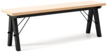 Uzupełnienie stołu WOODIE lub samodzielna ławka w duchu SCANDI, idealna do jadalni lub kuchni.  Jeśli jest za mała lub za duża, dopasuj wymiary do...