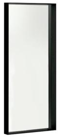Lustro WOODIE czarne  Masywne drewniane lustro w duchu VINTAGE. Głęboka rama frezowana w grubości tworzy piękne tło dla tafli lustra. Duże gabaryty...