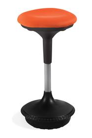 - Regulacja wysokości siedziska - Konstrukcja wykonana z tworzywa PP - Podstawa wykonana z elastomeru zapewnia maksymalną przyczepność do każdego...