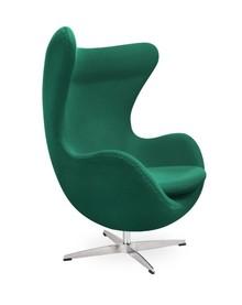 Fotel EGG CLASSIC wełna - zielony