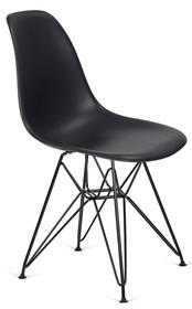 Krzesło DSR BLACK - antracytowy