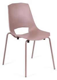 Krzesło wykonane z polipropylenu.<br />Nogi metal lakierowany proszkowo.<br />Waga netto 1 szt.: 5 kg<br />Waga opakowania: 6 kg<br...