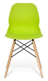 Krzesło LEAF DSW PREMIUM - zielony