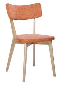 Krzesło SCANDI - pomarańczowy
