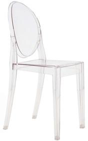 Krzesło VICTORIA - transparentny
